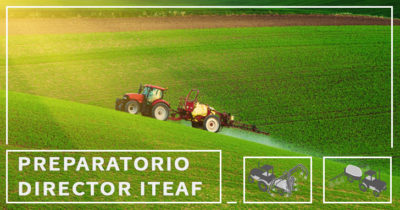 Convocatoria Curso Preparatorio Director ITEAF
